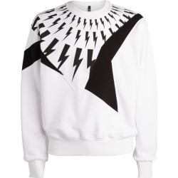 Neil Barrett Thunderbolt Sweatshirt found on Bargain Bro UK from harrods.com