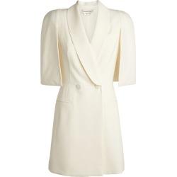 Alexander McQueen Tuxedo Mini Dress found on Bargain Bro UK from harrods.com