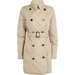 Barbour Quilted Fairsfield Coat found on Bargain Bro UK from harrods.com