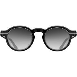 Matsuda Thick-Frame Round Sunglasses found on MODAPINS from harrods.com for USD $1035.19