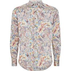 Etro Cotton Shirt found on Bargain Bro UK from harrods.com