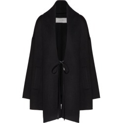 Valentino Wool-Cashmere Cape Coat found on Bargain Bro UK from harrods.com