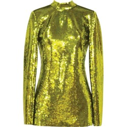 Huishan Zhang Dixie Sequinned Top found on MODAPINS from harrods.com for USD $271.93