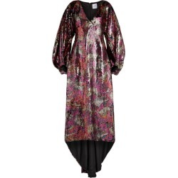 Halpern Embellished Blouson-Sleeve Gown found on MODAPINS from Harrods Asia-Pacific for USD $1285.05