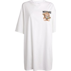 Moschino Teddy T-Shirt Dress found on MODAPINS from harrods.com for USD $345.79