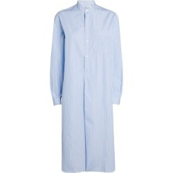 Charvet Striped Tunic Shirt Nightdress found on Bargain Bro from Harrods Asia-Pacific for USD $746.21