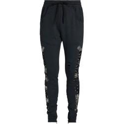 Alchemist Distressed Patches Sweatpants found on MODAPINS from Harrods Asia-Pacific for USD $630.73