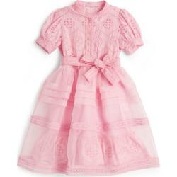 Ermanno Scervino Belted Embroidered Dress found on Bargain Bro UK from harrods.com