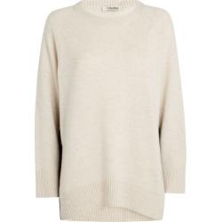Max Mara Wool-Cashmere Monochrome Sweater found on Bargain Bro UK from harrods.com