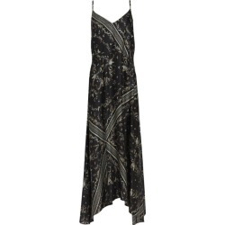 AllSaints Larisa Assam Slip Dress found on Bargain Bro UK from harrods.com