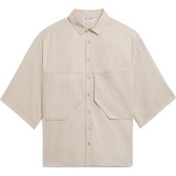Neil Barrett Boxy Collared Shirt found on Bargain Bro UK from harrods.com