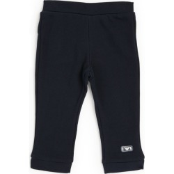Emporio Armani Kids Eagle Logo Sweatpants (6-36 Months) found on Bargain Bro UK from harrods.com