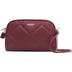 Burberry Leather Half Cube Cross-Body Bag found on Bargain Bro UK from harrods.com