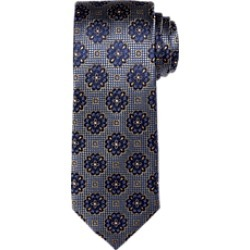 Reserve Collection Floral Medallion Tie - Long CLEARANCE found on Bargain Bro India from Jos. A. Bank for $41.98