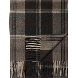 Jos. A. Bank Plaid Cashmere Scarf CLEARANCE