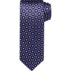 Reserve Collection Geometric Floral Tie - Long CLEARANCE found on Bargain Bro India from Jos. A. Bank for $16.97