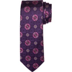 Reserve Collection Round and Square Medallion Tie CLEARANCE found on Bargain Bro India from Jos. A. Bank for $49.98