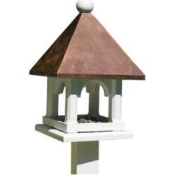 Good Directions Lazy Hill Farm Mini Copper Bird Feeder (7H172)