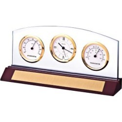 Bulova Weston Executive Desk Clock (73193) found on Bargain Bro Philippines from Lamps Plus for $79.95