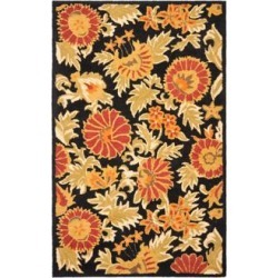 Safavieh Blossom BLM912A Collection 5'x8' Area Rug (W1424) found on Bargain Bro from Lamps Plus for USD $212.80