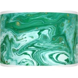 Malachite Giclee Shade 12x12x8.5 (Spider) (24Y55) found on Bargain Bro Philippines from Lamps Plus for $59.99