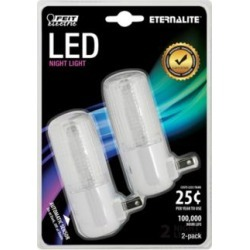 Two Pack LED Night Lights (86095) found on Bargain Bro Philippines from Lamps Plus for $9.99