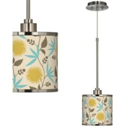 Seedling by thomaspaul Dahlia Mini Pendant Light (28C42) found on Bargain Bro Philippines from Lamps Plus for $129.99