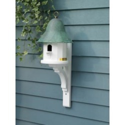 Good Directions Lazy Hill Farm Blue Verde Bird House (7H166) found on Bargain Bro Philippines from Lamps Plus for $179.91