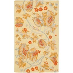 Safavieh Blossom BLM922A Collection 5'x8' Area Rug (W1559) found on Bargain Bro from Lamps Plus for USD $212.80