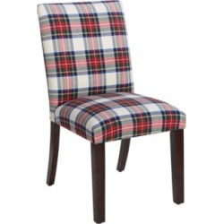 Main Street Stewart Dress Multi-Color Fabric Dining Chair (12T10) found on Bargain Bro India from Lamps Plus for $189.91