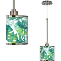 Tropica Giclee Glow Mini Pendant Light (28C26) found on Bargain Bro Philippines from Lamps Plus for $129.99