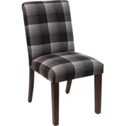 Main Street Aberdeen Flint Fabric Dining Chair (12T20) found on Bargain Bro India from Lamps Plus for $219.91