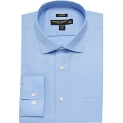 Pronto Uomo Blue Executive Fit Dress Shirt found on MODAPINS from menswearhouse.com for USD $39.99