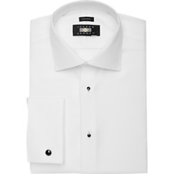 Joseph Abboud White Tuxedo Formal Shirt found on MODAPINS from menswearhouse.com for USD $44.99