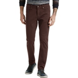 Liverpool Los Angeles Burgundy Slim Fit Casual Pants found on MODAPINS from menswearhouse.com for USD $98.00