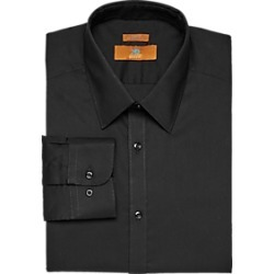 Egara Black Extreme Slim Fit Dress Shirt found on MODAPINS from menswearhouse.com for USD $29.99