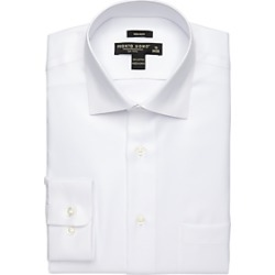Pronto Uomo White Modern Fit Dress Shirt found on MODAPINS from menswearhouse.com for USD $39.99
