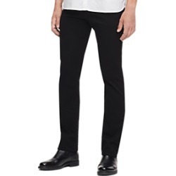 Calvin Klein Jeans Straight Fit Stretch Jeans Black