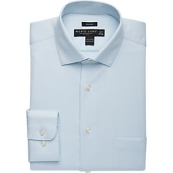 Pronto Uomo Teal Dress Shirt found on MODAPINS from menswearhouse.com for USD $39.99