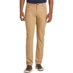 Awearness Kenneth Cole Sand Slim Fit Casual Pants found on MODAPINS from menswearhouse.com for USD $39.99