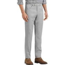 JOE Joseph Abboud Medium Gray Slim Fit Casual Pants found on MODAPINS from menswearhouse.com for USD $39.99