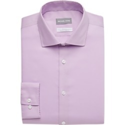 Michael Kors Lilac Slim Fit Dress Shirt found on MODAPINS from menswearhouse.com for USD $44.99