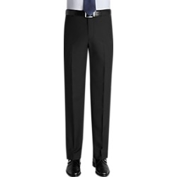 Pronto Uomo Black Slim Fit Casual Pants found on MODAPINS from menswearhouse.com for USD $39.99