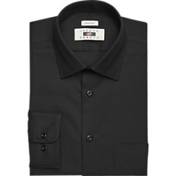 Joseph Abboud Black Twill Dress Shirt found on MODAPINS from menswearhouse.com for USD $44.99