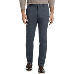 Joseph Abboud Navy Modern Fit Casual Pants found on MODAPINS from menswearhouse.com for USD $39.99
