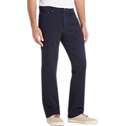 Joseph Abboud Navy Classic Fit Casual Pants found on MODAPINS from menswearhouse.com for USD $39.99