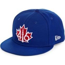 Casquette de baseball à drapeau canadien Royal Leaf