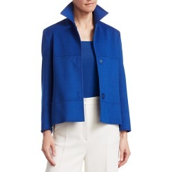 Kent Collar Wool Jacket found on MODAPINS from Saks Fifth Avenue OFF 5TH for USD $489.99