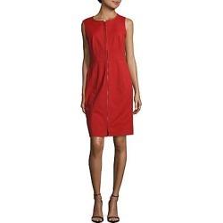 Addison Solid Dress