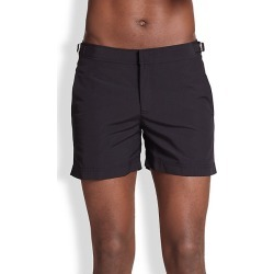 Orlebar Brown Men's Setter Swim Trunks - Black - Size 36 found on Bargain Bro Philippines from Saks Fifth Avenue for $245.00